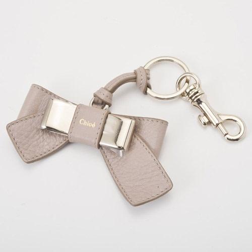 Chloe Kuroe 3K0194-015 129 PINK Beige key ring