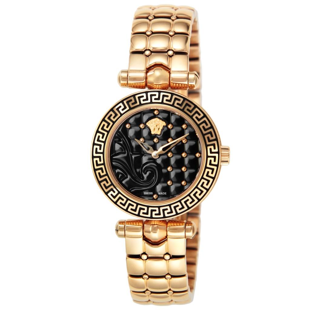 VERSACE ヴェルサーチ 腕時計レディース マイクロバニスタ VQM050015