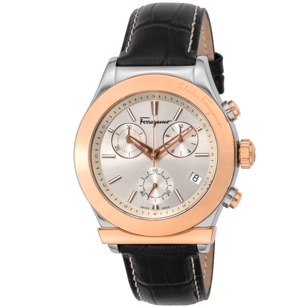 【34時間限定ポイント5倍 & 最大3万円OFFクーポン配布中】Ferragamo フェラガモ 腕時計 メンズ フェラガモ 1898 FH6040016