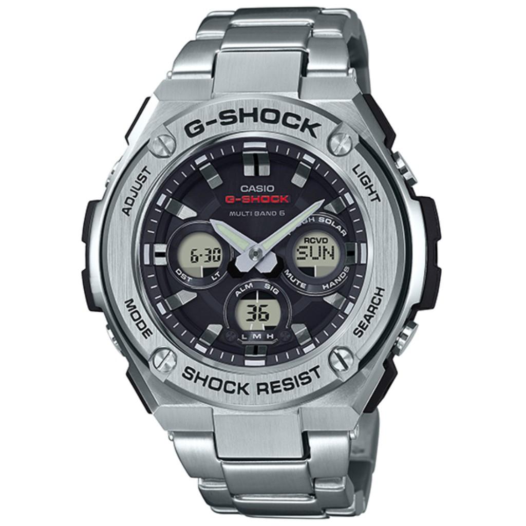 CASIO カシオ 腕時計 メンズ G-SHOCK GST-W310D-1AJF G-ショック