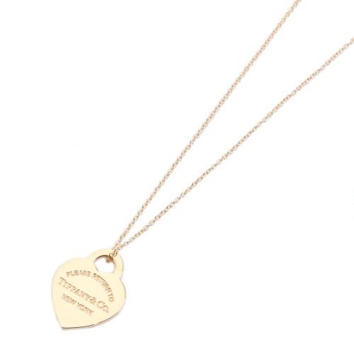 Tiffany&Co. ティファニー ネックレス リターン トゥティファニーハート スモール 16in 30978773