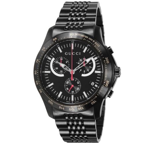 GUCCI グッチ 腕時計 メンズ Gタイムレス YA126258