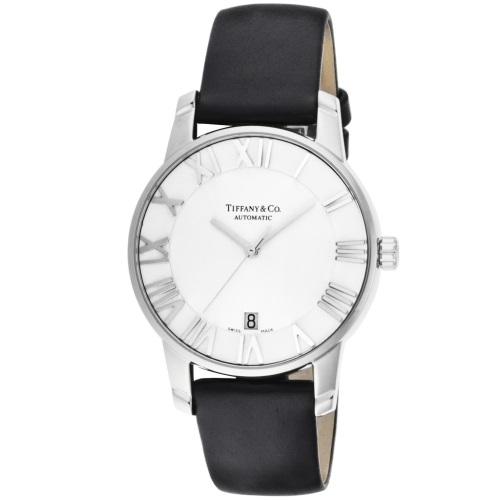 Tiffany&Co. ティファニー 腕時計 メンズ アトラス ドーム Z1800.68.10A21A50A