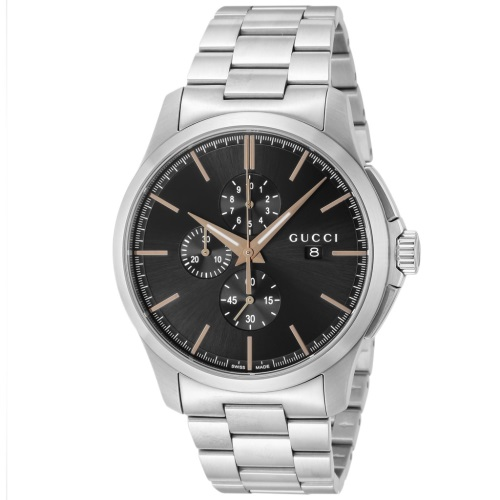 GUCCI グッチ 腕時計 メンズ Gタイムレス クロノ YA126272