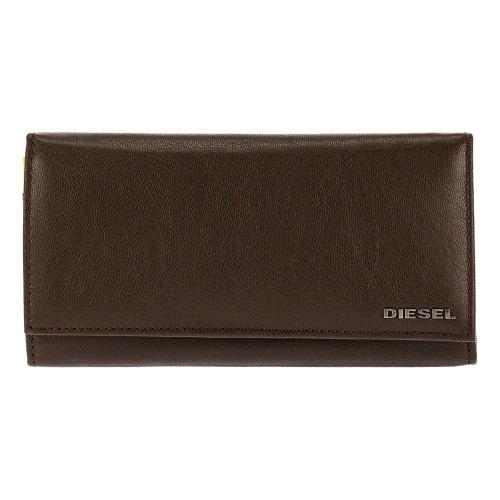 DIESEL ディーゼル 長財布 X04457 PR013 H6252 ブラウン