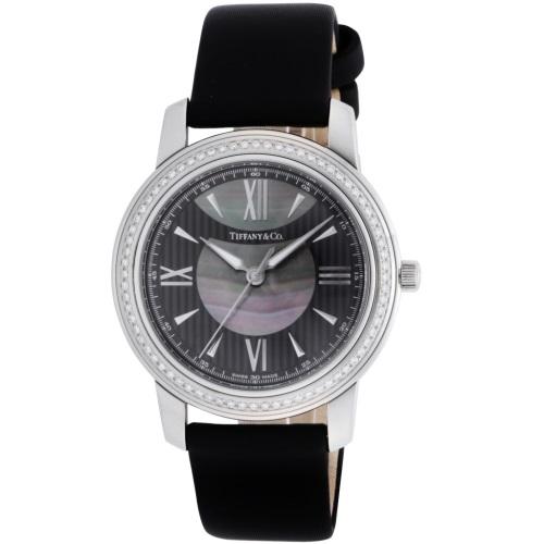 Tiffany&Co. ティファニー 腕時計 レディース マーク Z0046.17.10B90A40A