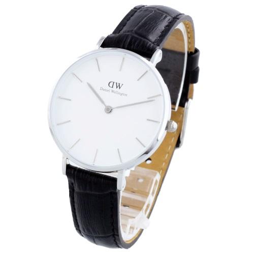 Daniel Wellington ダニエルウェリントン 腕時計 レディース 32mm クラシック ペティート DW00100185