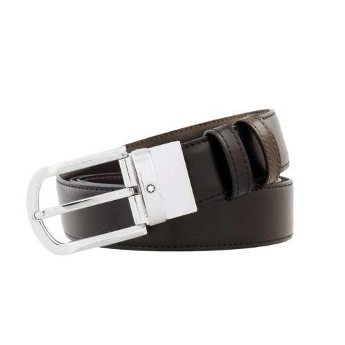 MONTBLANC モンブラン ベルト メンズ ブラック 111080