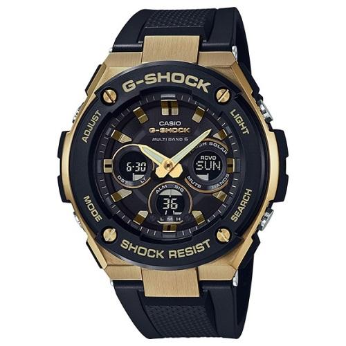 CASIO カシオ 腕時計 メンズ G-SHOCK GST-W300G-1A9JF G-ショック