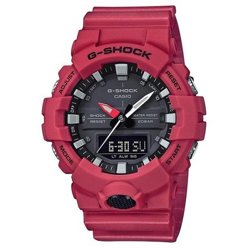 【72時間限定ポイント3倍】CASIO カシオ 腕時計 メンズ G-SHOCK GA-800-4AJF G-ショック