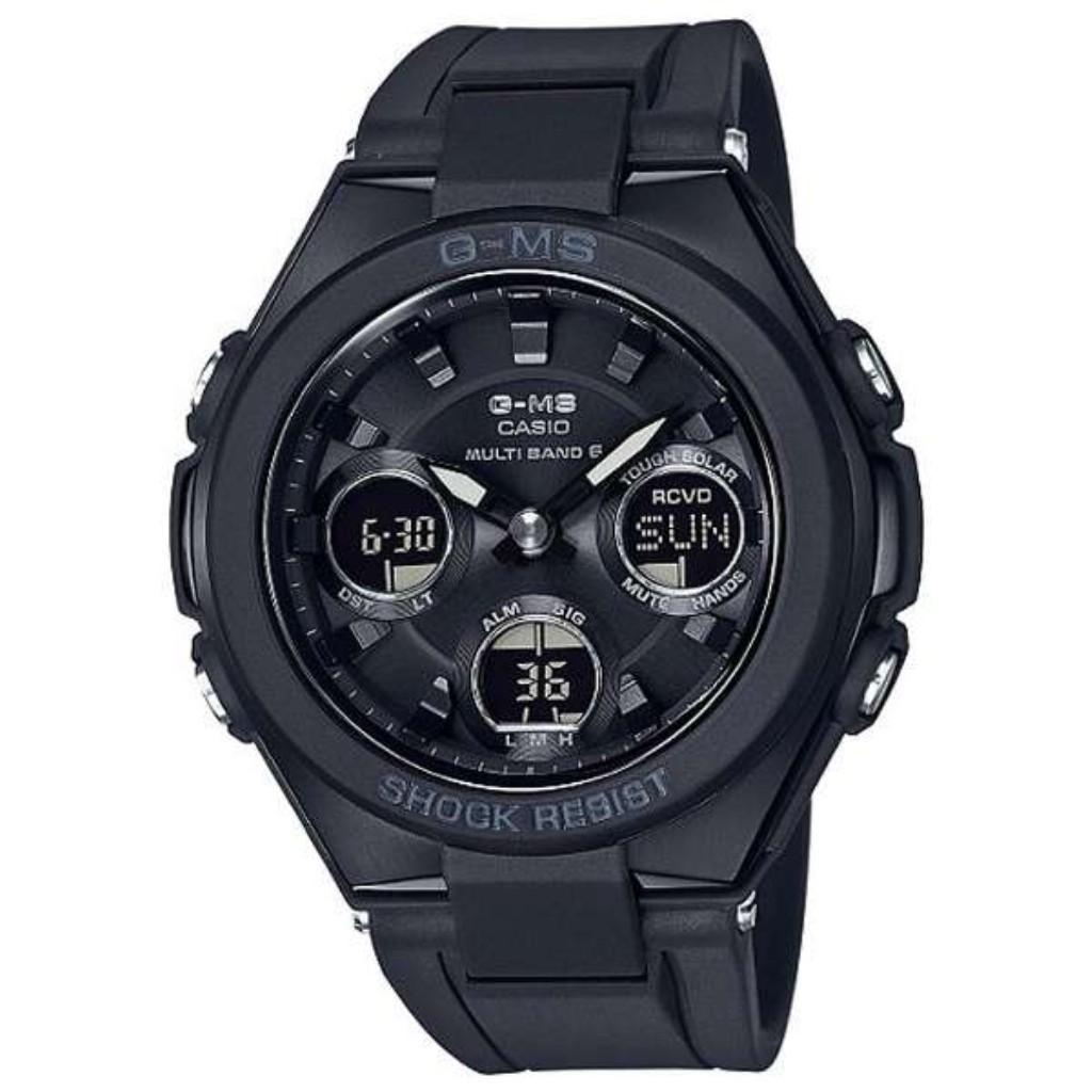 CASIO カシオ 腕時計 レディース Baby-G MSG-W100G-1AJF ベビーG