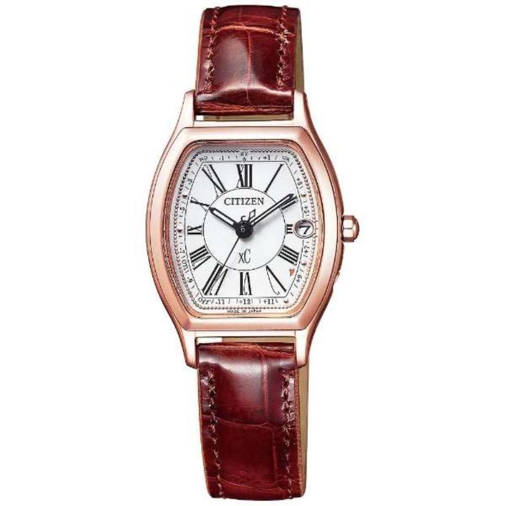 【72時間限定ポイント3倍】シチズン CITIZEN 腕時計 レディース クロスシー XC ES9352-05B