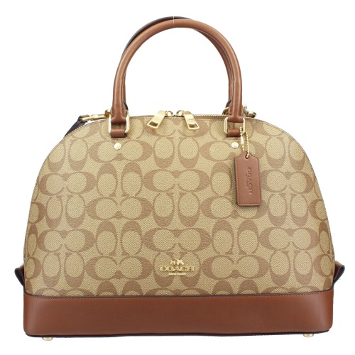 COACH OUTLET コーチ アウトレット ショルダーバッグ レディース カーキ F58287 IME74