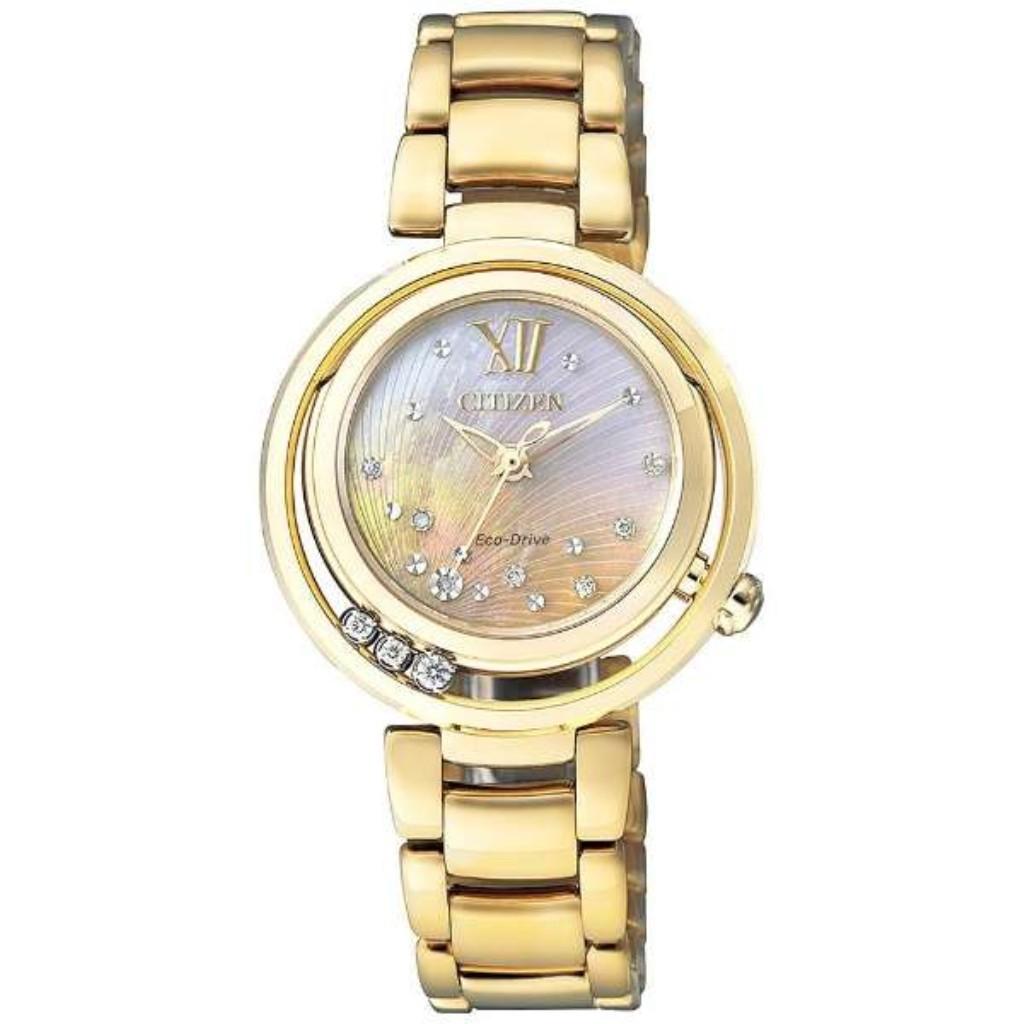 シチズン CITIZEN 腕時計 レディース CITIZEN L EM0328-57P