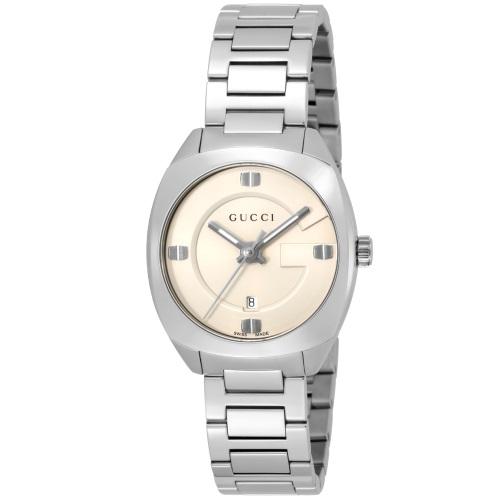 GUCCI グッチ 腕時計 レディース GG2570 シルバー YA142502