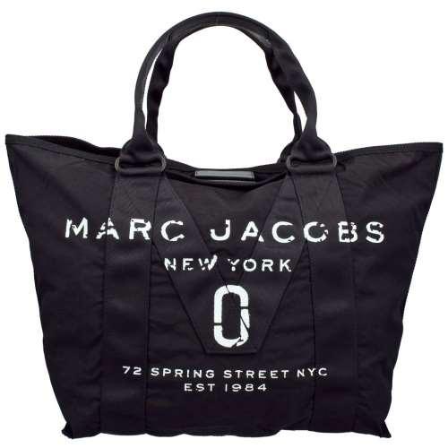 MARC JACOBS マークジェイコブス トートバッグ レディース ブラック M0011223 BLACK