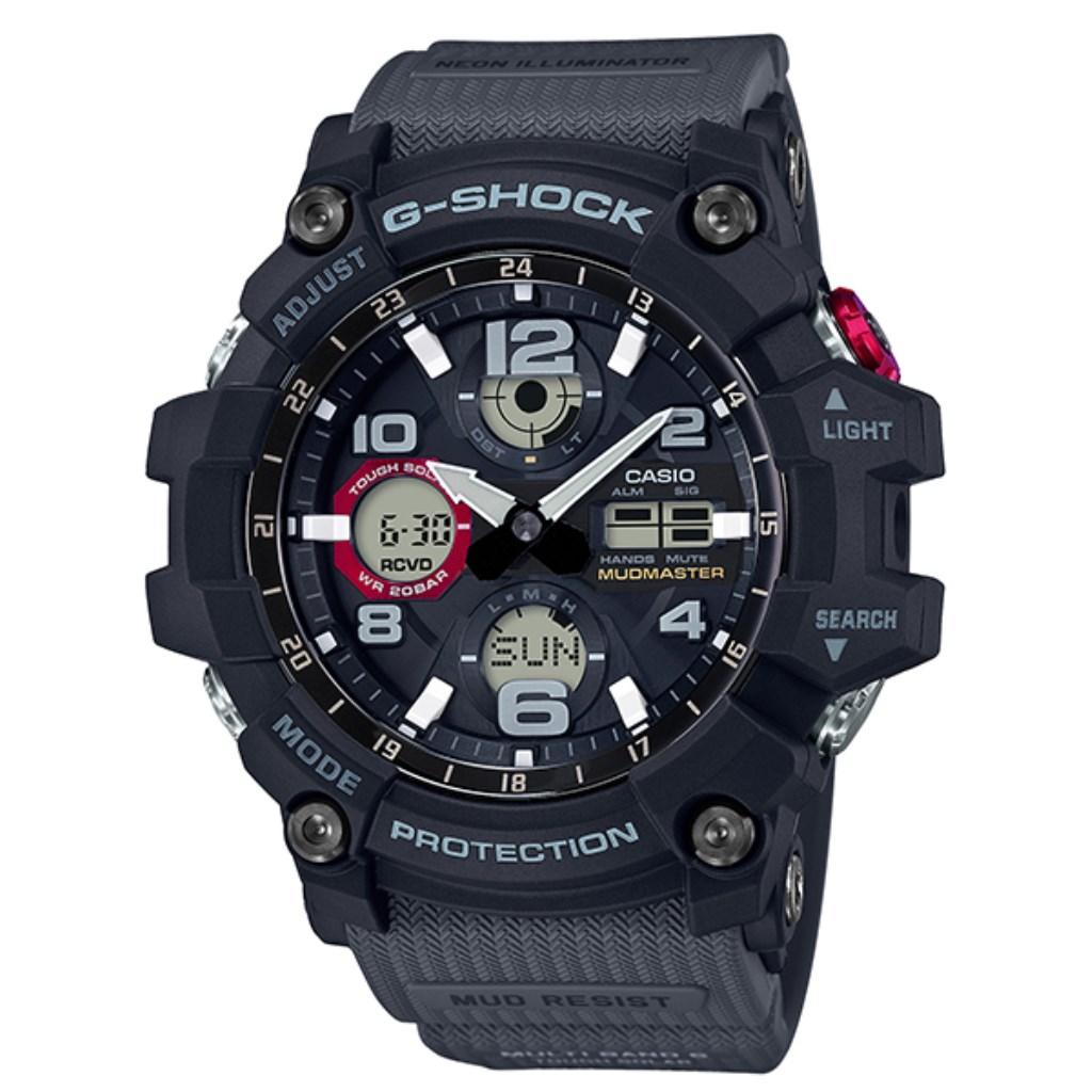 CASIO カシオ 腕時計 メンズ G-SHOCK GWG-100-1A8JF G-ショック