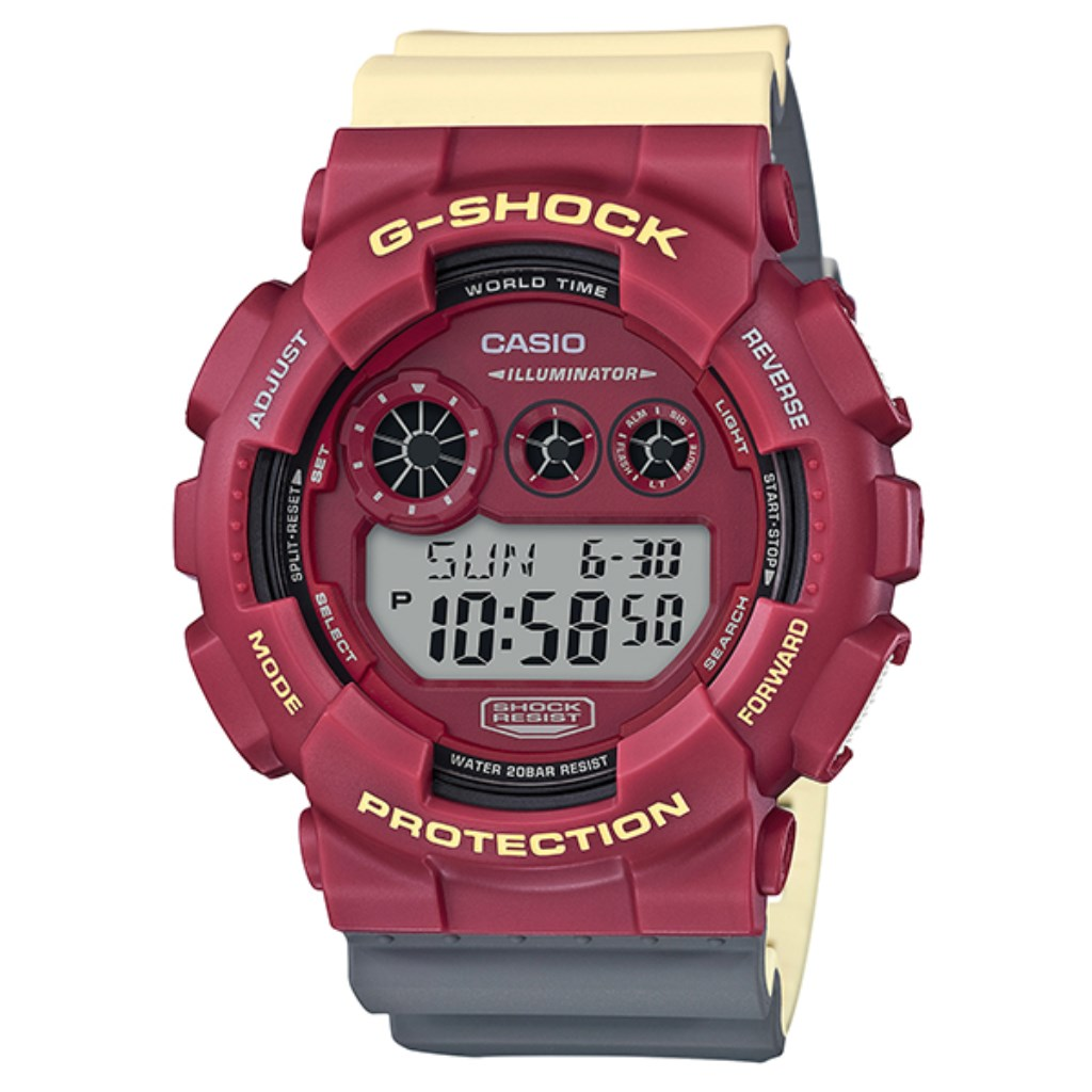 CASIO カシオ 腕時計 メンズ G-SHOCK GD-120NC-4JF G-ショック