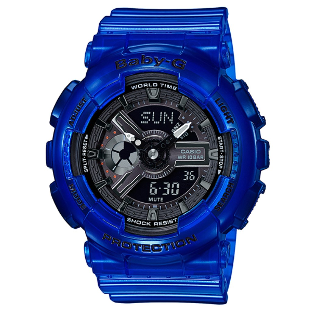 CASIO カシオ 腕時計 レディース Baby-G BA-110CR-2AJF ベビーG