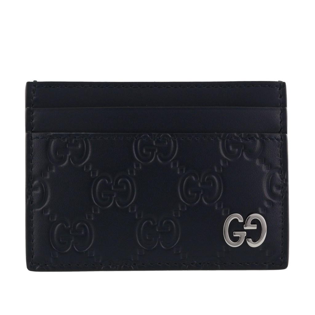 GUCCI グッチ カードケース メンズ ドリアン ブルー 473927 CWC1N 4009