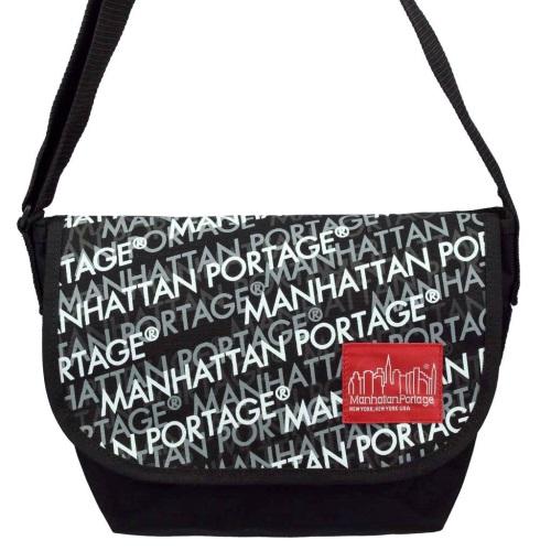 Manhattan Portage マンハッタンポーテージ ショルダーバッグ ブラック 1605JRLP BLACK