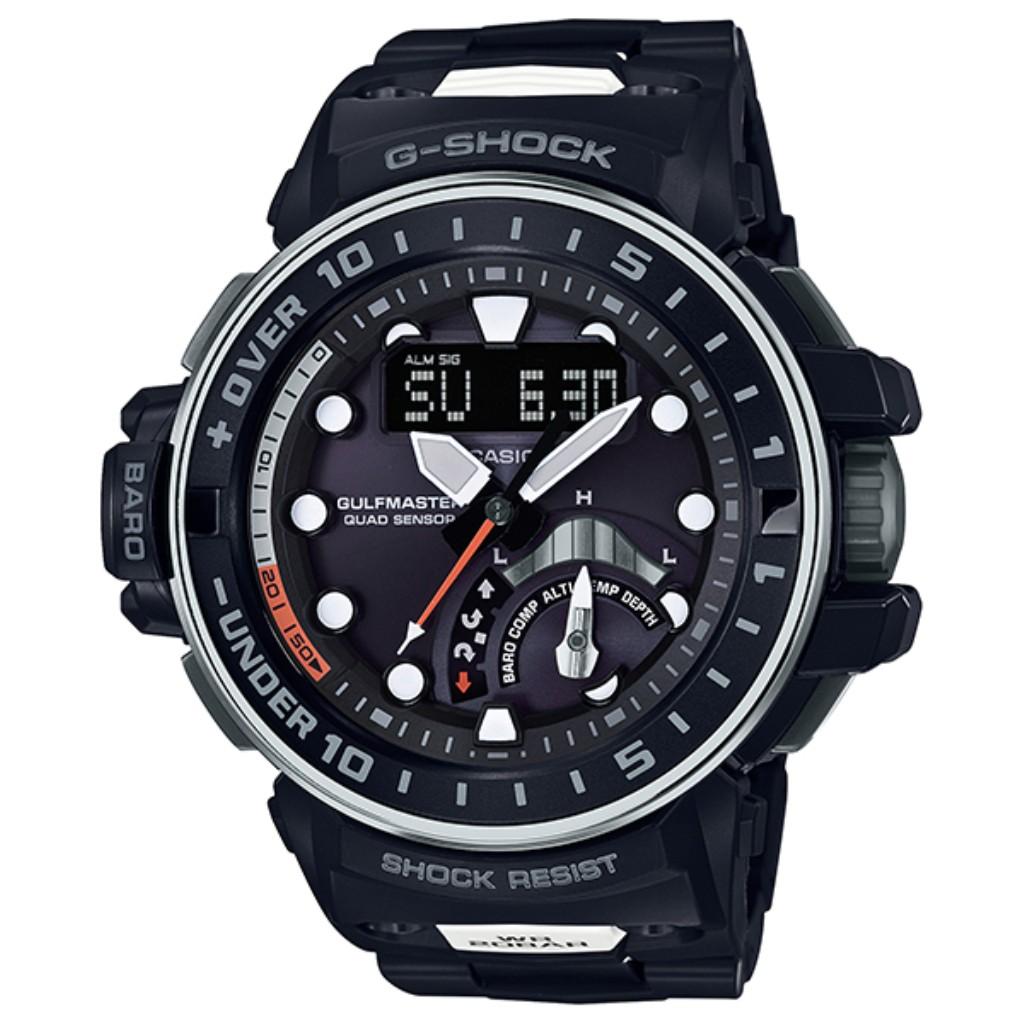 CASIO カシオ 腕時計 メンズ G-SHOCK GWN-Q1000MCA-1BJF G-ショック