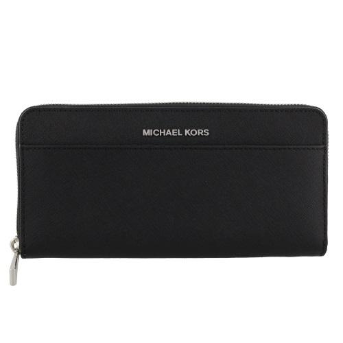 MICHAEL KORS マイケルコース 長財布 レディース ブラック 32T7STVZ3L 001 BLACK