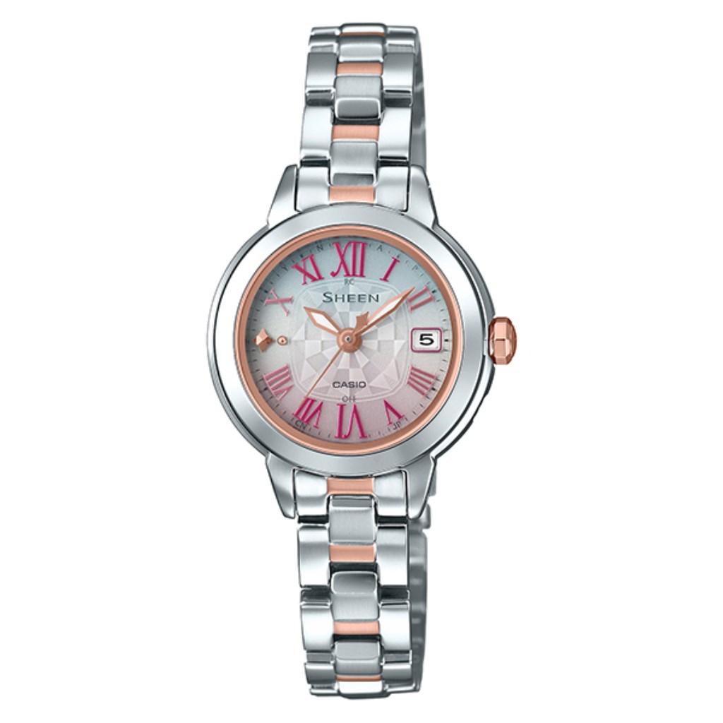 【72時間限定ポイント3倍】CASIO カシオ 腕時計 レディース SHEEN SHW-5000DSG-4AJF シーン