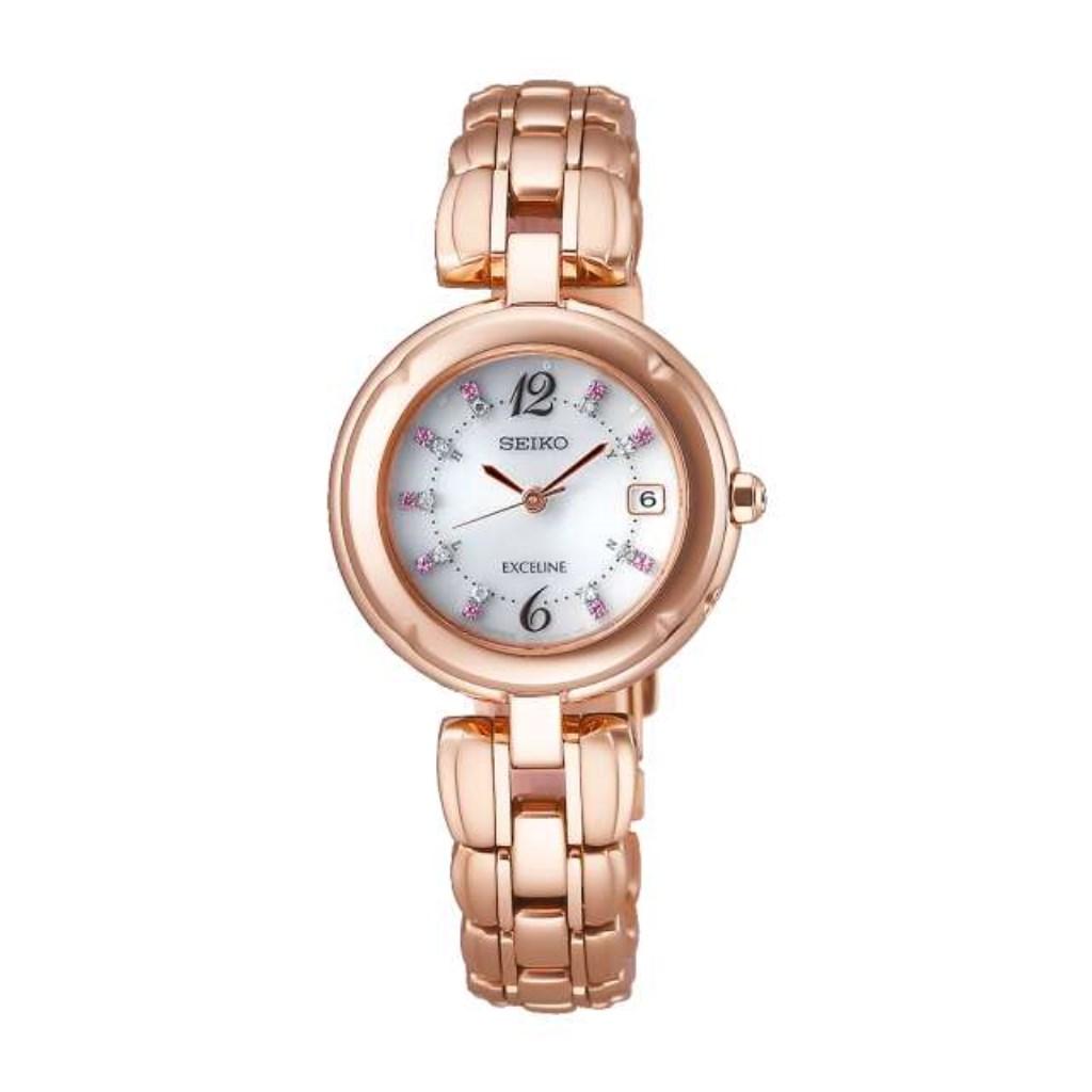セイコー SEIKO 腕時計 レディース ドルチェ&エクセリーヌ SWCW130