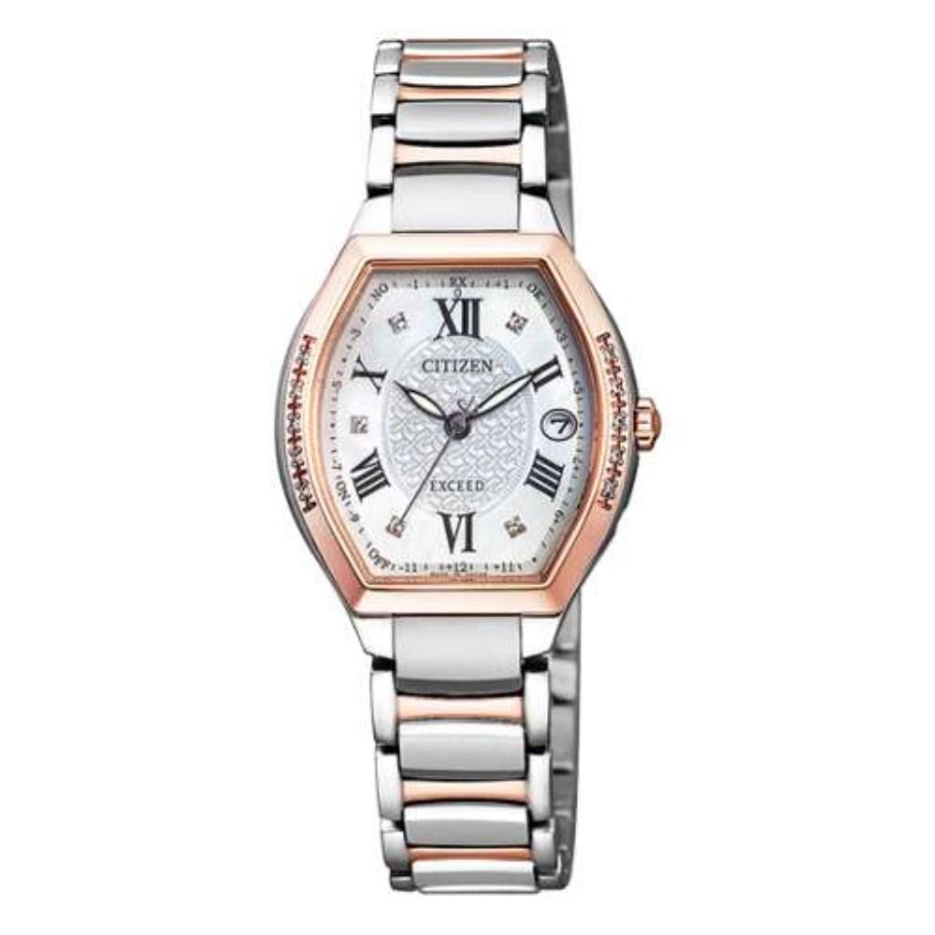 シチズン CITIZEN 腕時計 メンズ EXCEED ES9384-50W エクシード