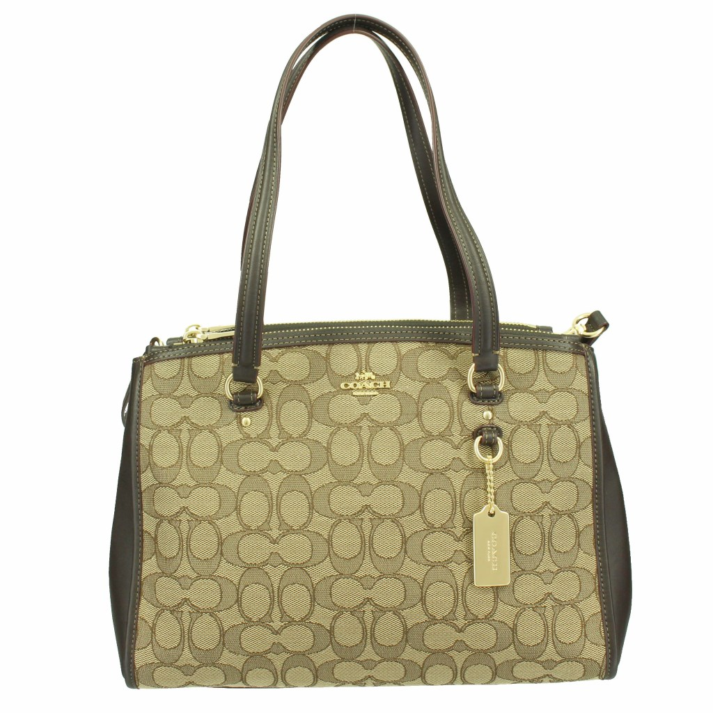 COACH OUTLET コーチ コーチ アウトレット トートバッグ レディース OUTLET カーキ F36906 ブラウン F36906 LIC7C, 三股町:8560e894 --- number-directory.top