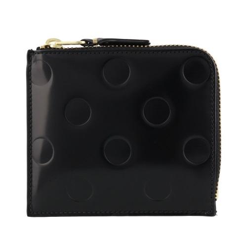 COMME des GARCONS コムデギャルソン コインケース メンズ ブラック SA3100NE BLACK