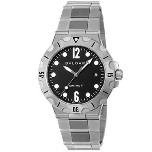【72時間限定ポイント5倍】BVLGARI ブルガリ 腕時計 メンズ ディアゴノ プロフェッショナル スクーバ DP41BSSSD