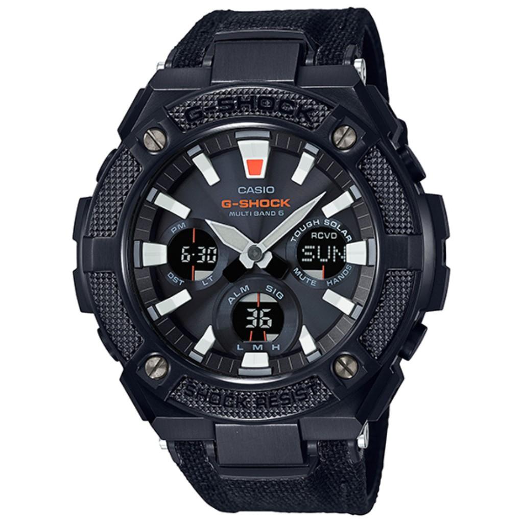 【34時間限定ポイント5倍 & 最大3万円OFFクーポン配布中】CASIO カシオ 腕時計 メンズ G-ショック GST-W130BC-1AJF G-SHOCK