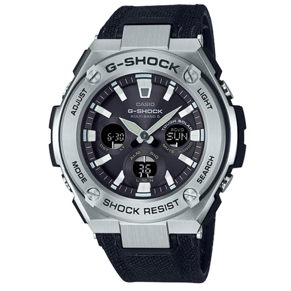 【34時間限定ポイント5倍 & 最大3万円OFFクーポン配布中】CASIO カシオ 腕時計 メンズ G-ショック GST-W330C-1AJF G-SHOCK