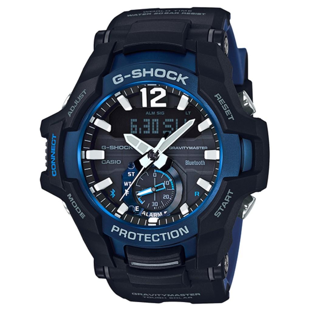 【34時間限定ポイント5倍 & 最大3万円OFFクーポン配布中】CASIO カシオ 腕時計 メンズ G-ショック GR-B100-1A2JF G-SHOCK
