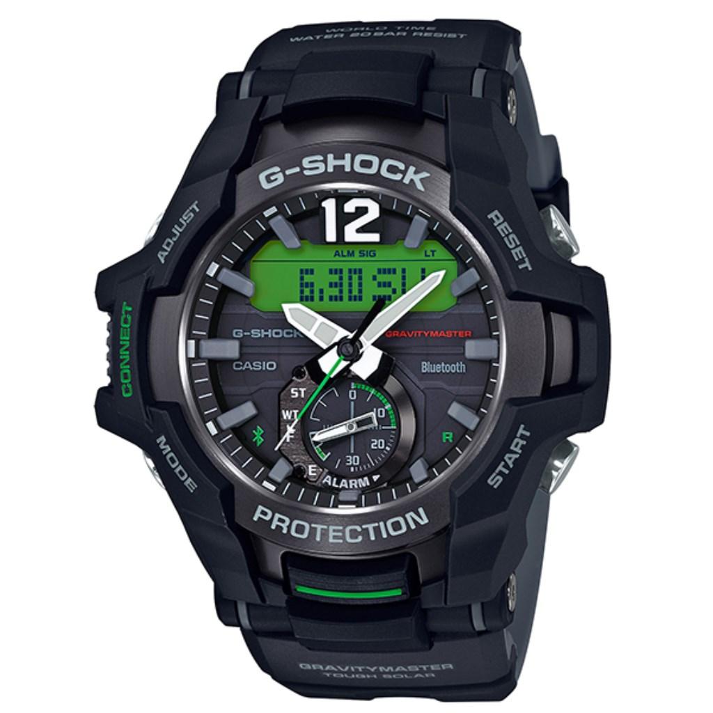 【34時間限定ポイント5倍 & 最大3万円OFFクーポン配布中】CASIO カシオ 腕時計 メンズ G-ショック GR-B100-1A3JF G-SHOCK