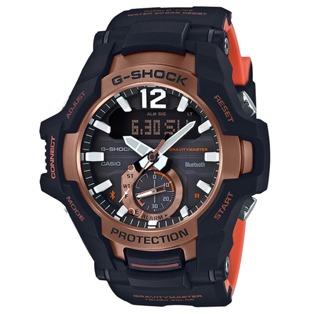 【34時間限定ポイント5倍 & 最大3万円OFFクーポン配布中】CASIO カシオ 腕時計 メンズ G-ショック GR-B100-1A4JF G-SHOCK