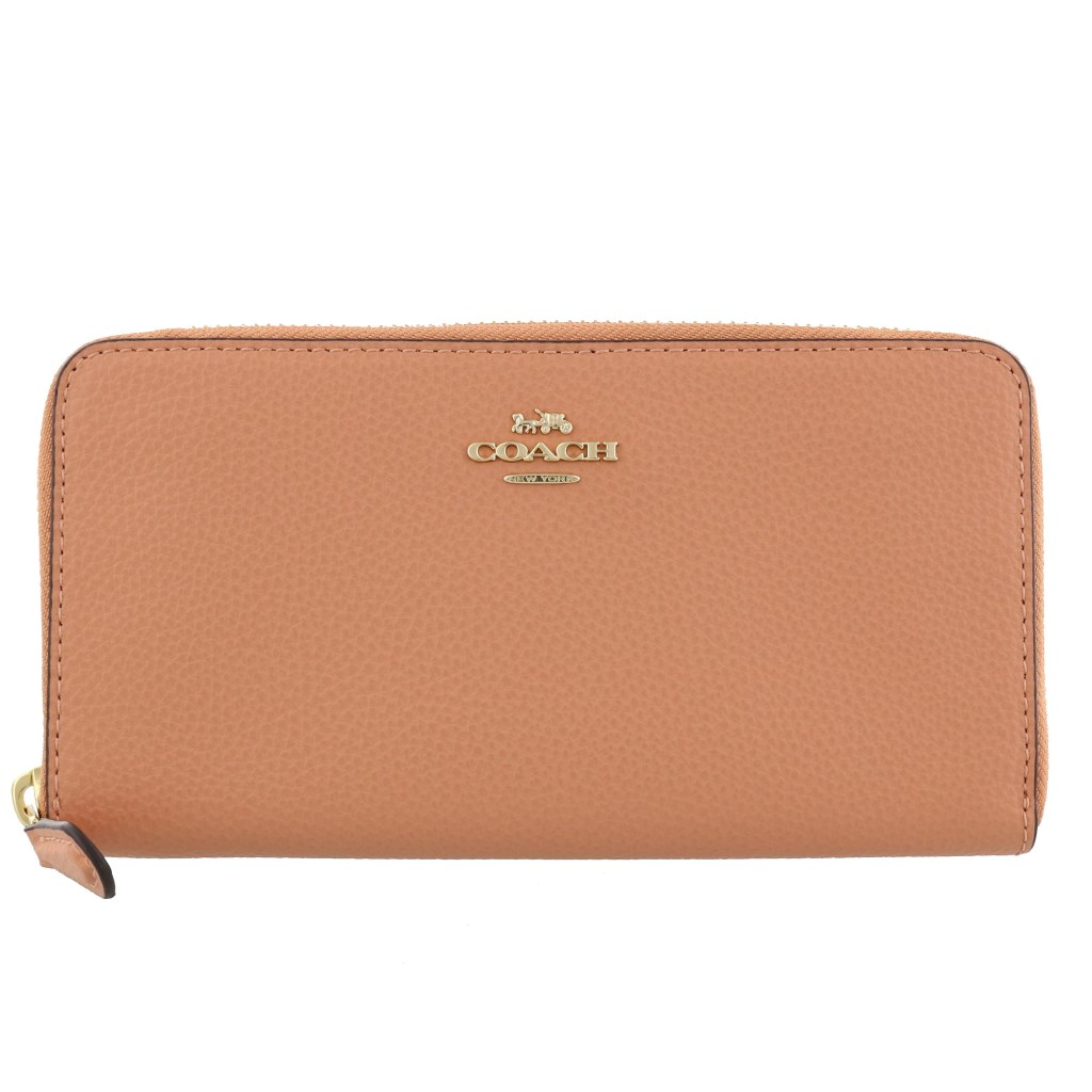 COACH OUTLET コーチ アウトレット 長財布 レディース ピンク F16612 IMFC5