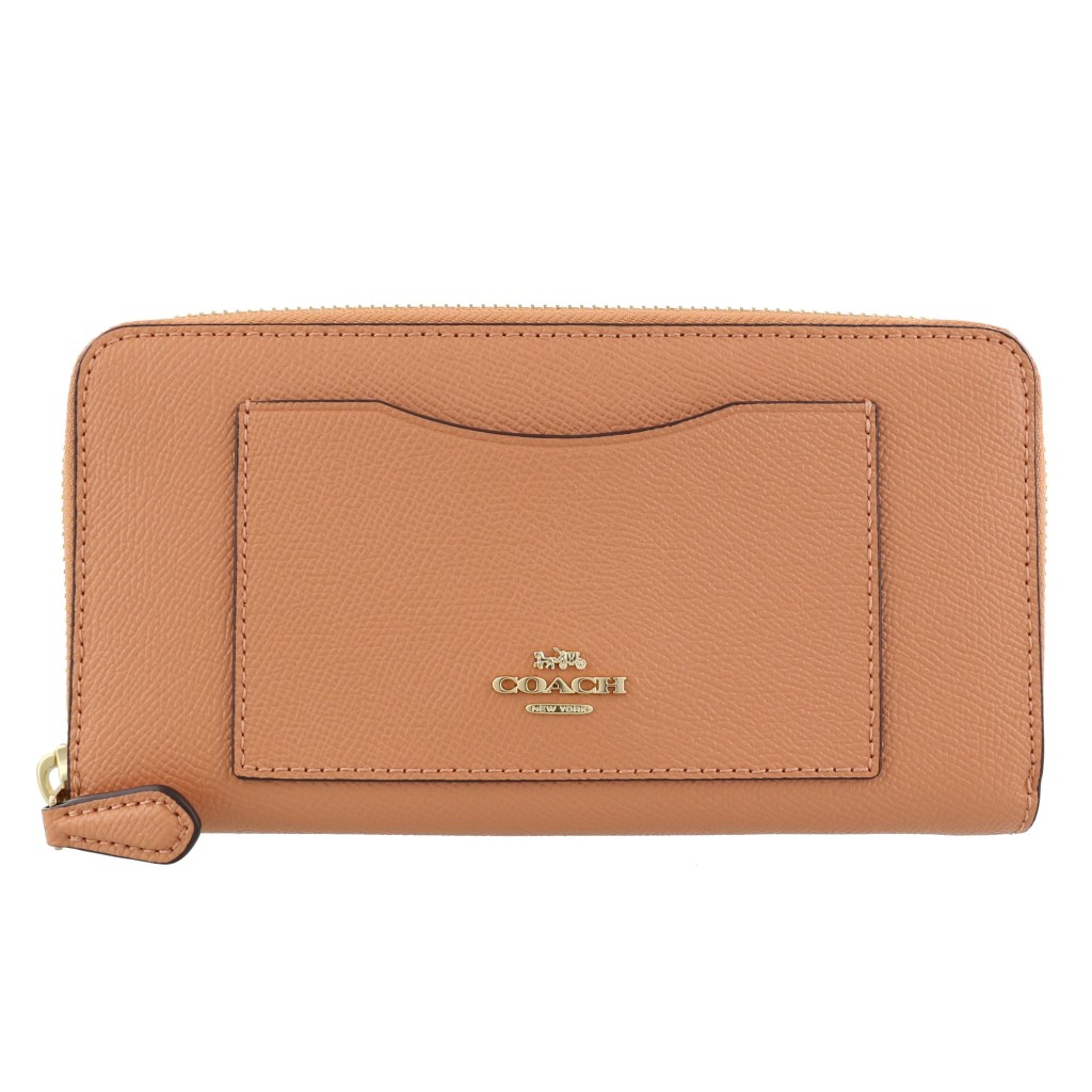 COACH OUTLET コーチ アウトレット 長財布 レディース ピンク F54007 IMFC5
