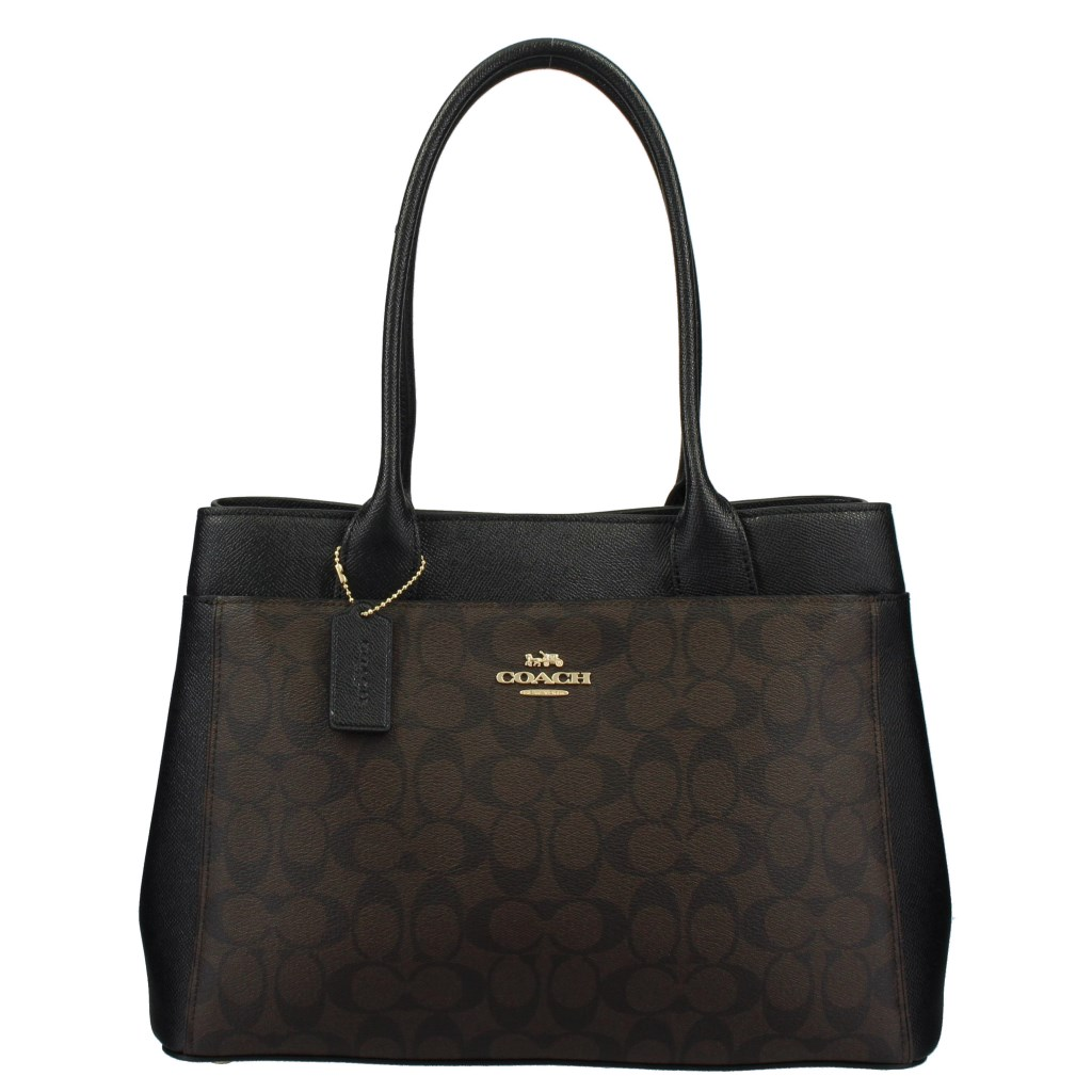 COACH OUTLET コーチ アウトレット トートバッグ レディース ブラウン F31475 IMAA8