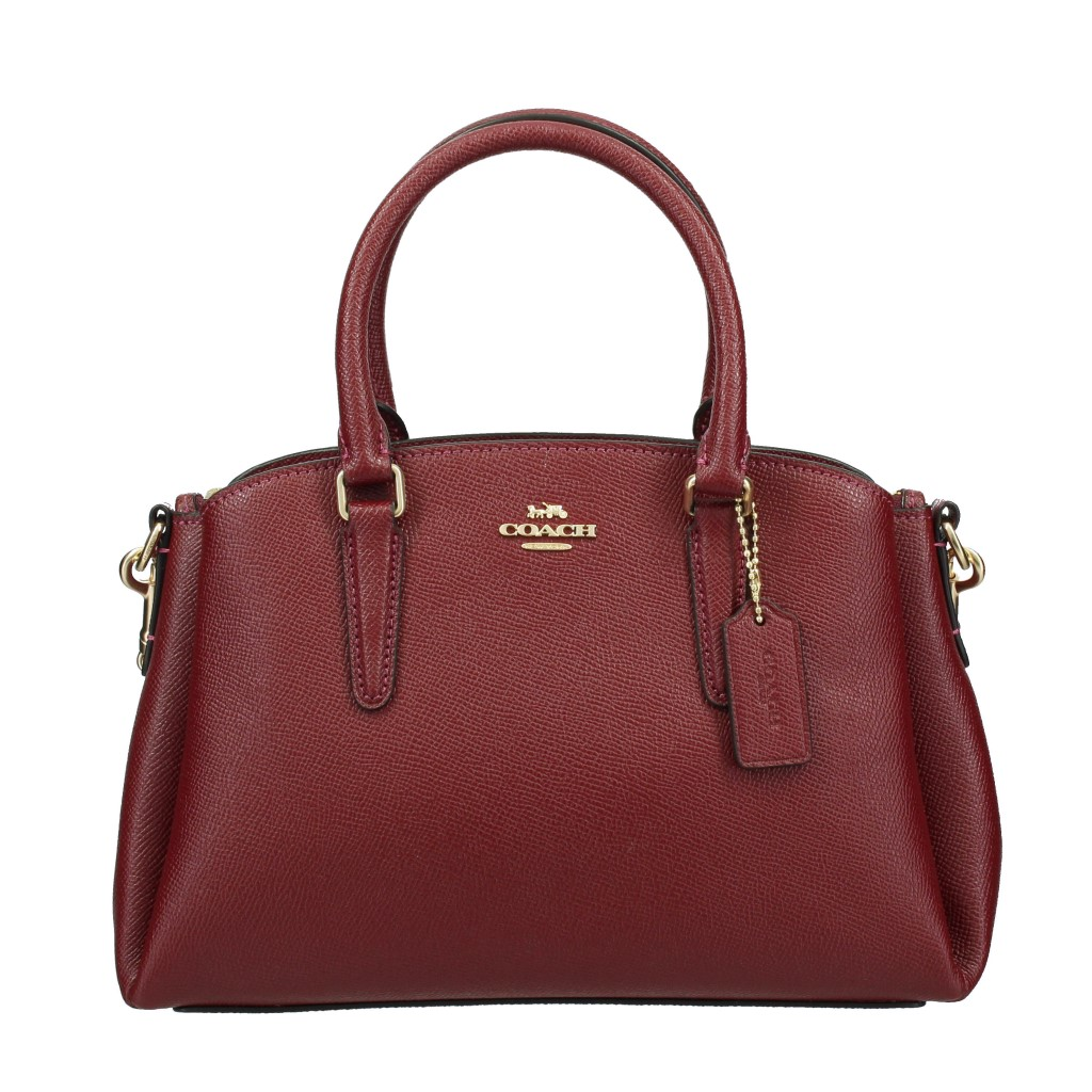 COACH OUTLET コーチ アウトレット トートバッグ レディース レッド F28977 IMCHE