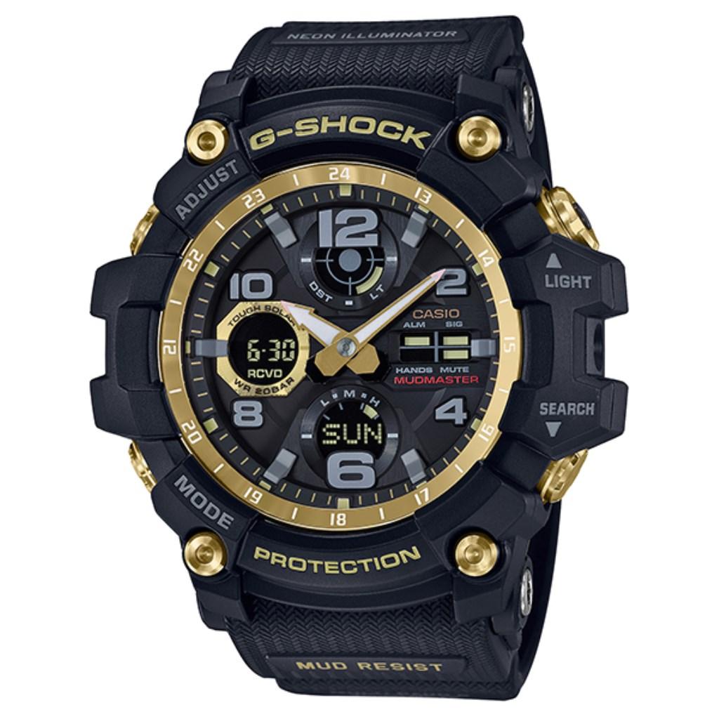 【34時間限定ポイント5倍 & 最大3万円OFFクーポン配布中】CASIO カシオ 腕時計 メンズ Gショック GWG-100GB-1AJF G-SHOCK