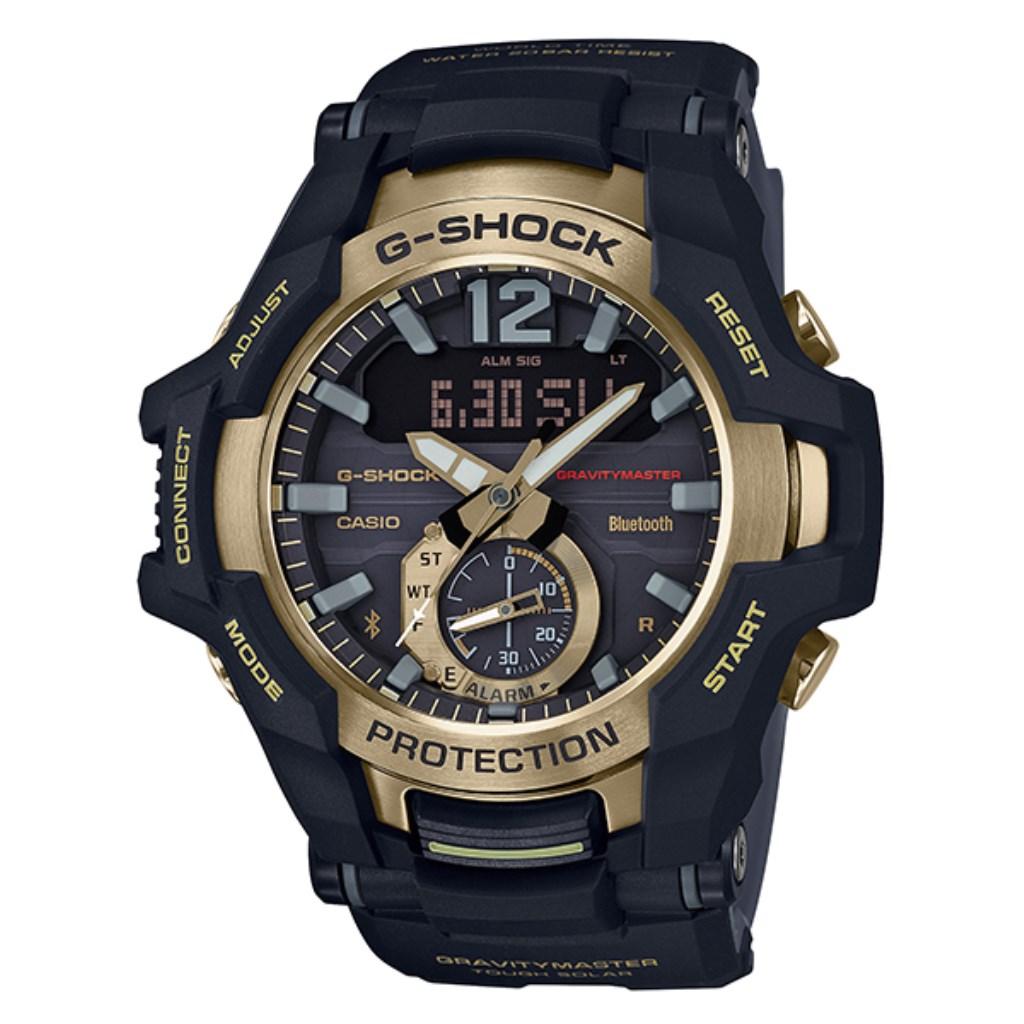 【34時間限定ポイント5倍 & 最大3万円OFFクーポン配布中】CASIO カシオ 腕時計 メンズ Gショック GR-B100GB-1AJF G-SHOCK