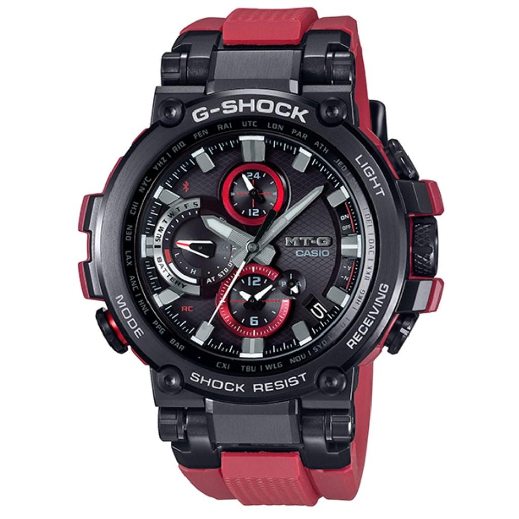 【34時間限定ポイント5倍 & 最大3万円OFFクーポン配布中】CASIO カシオ 腕時計 メンズ Gショック MTG-B1000B-1A4JF G-SHOCK