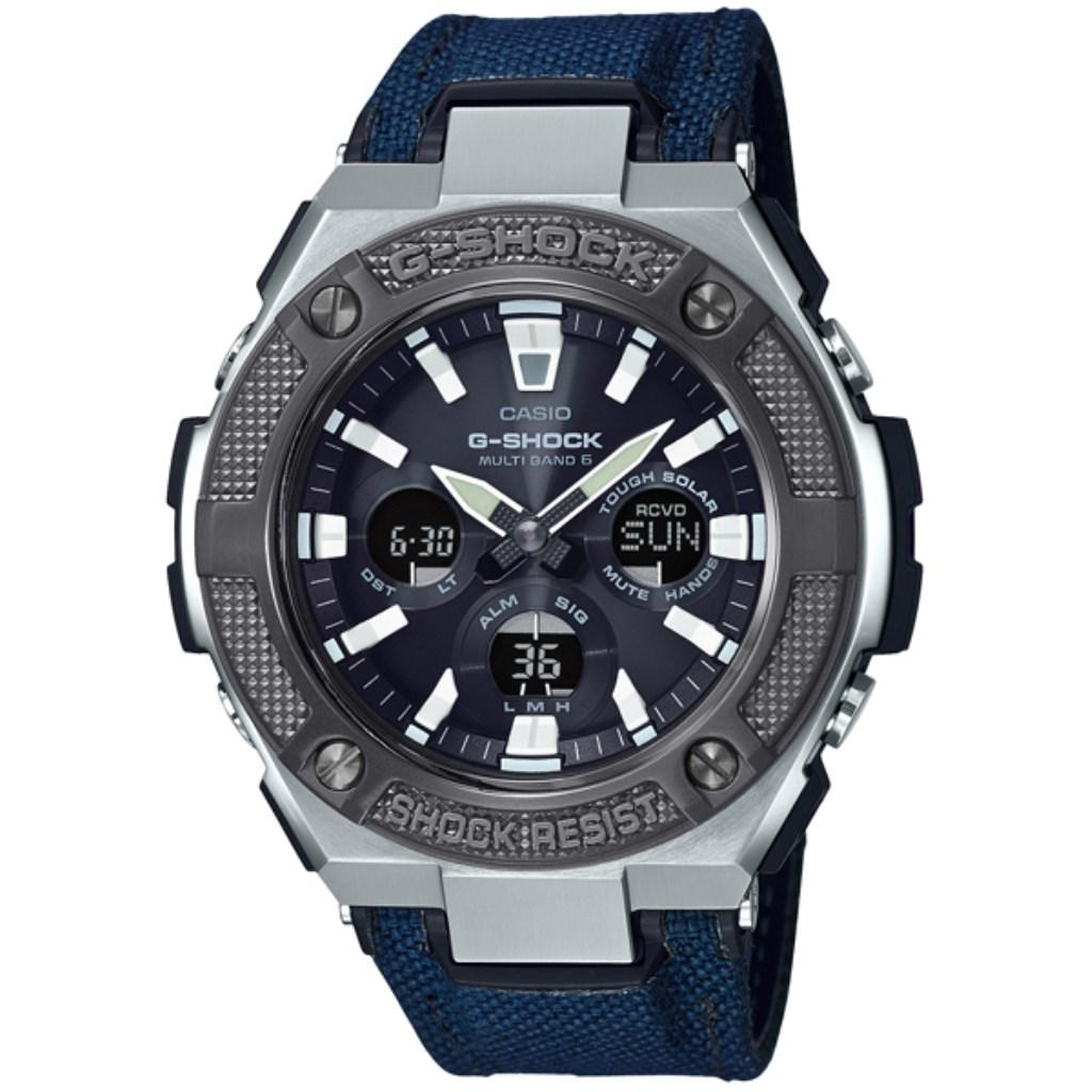 【34時間限定ポイント5倍 & 最大3万円OFFクーポン配布中】CASIO カシオ 腕時計 メンズ Gショック GST-W330AC-2AJF G-SHOCK