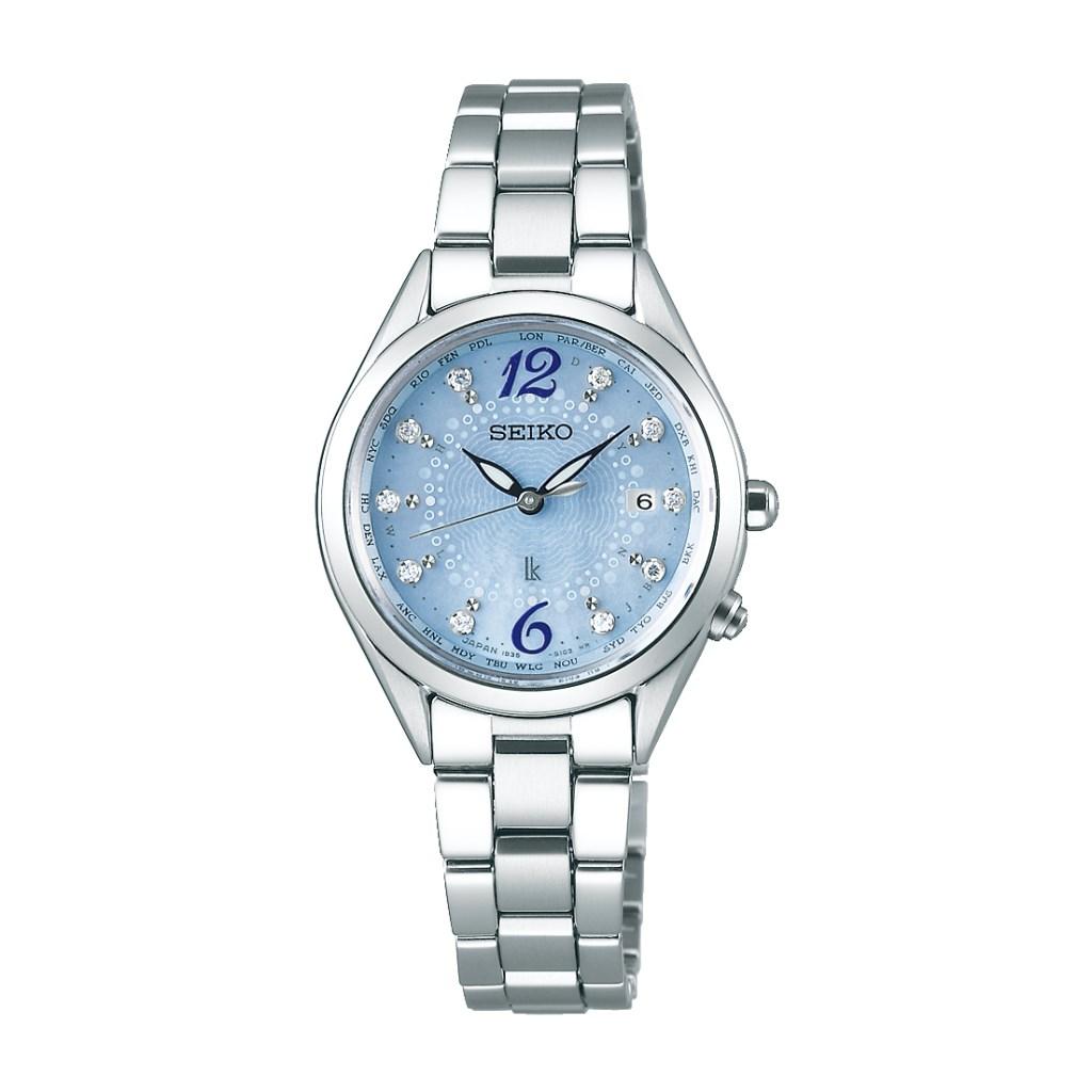 【34時間限定ポイント5倍 & 最大3万円OFFクーポン配布中】セイコー SEIKO 腕時計 レディース ルキア SSQV043 LUKIA