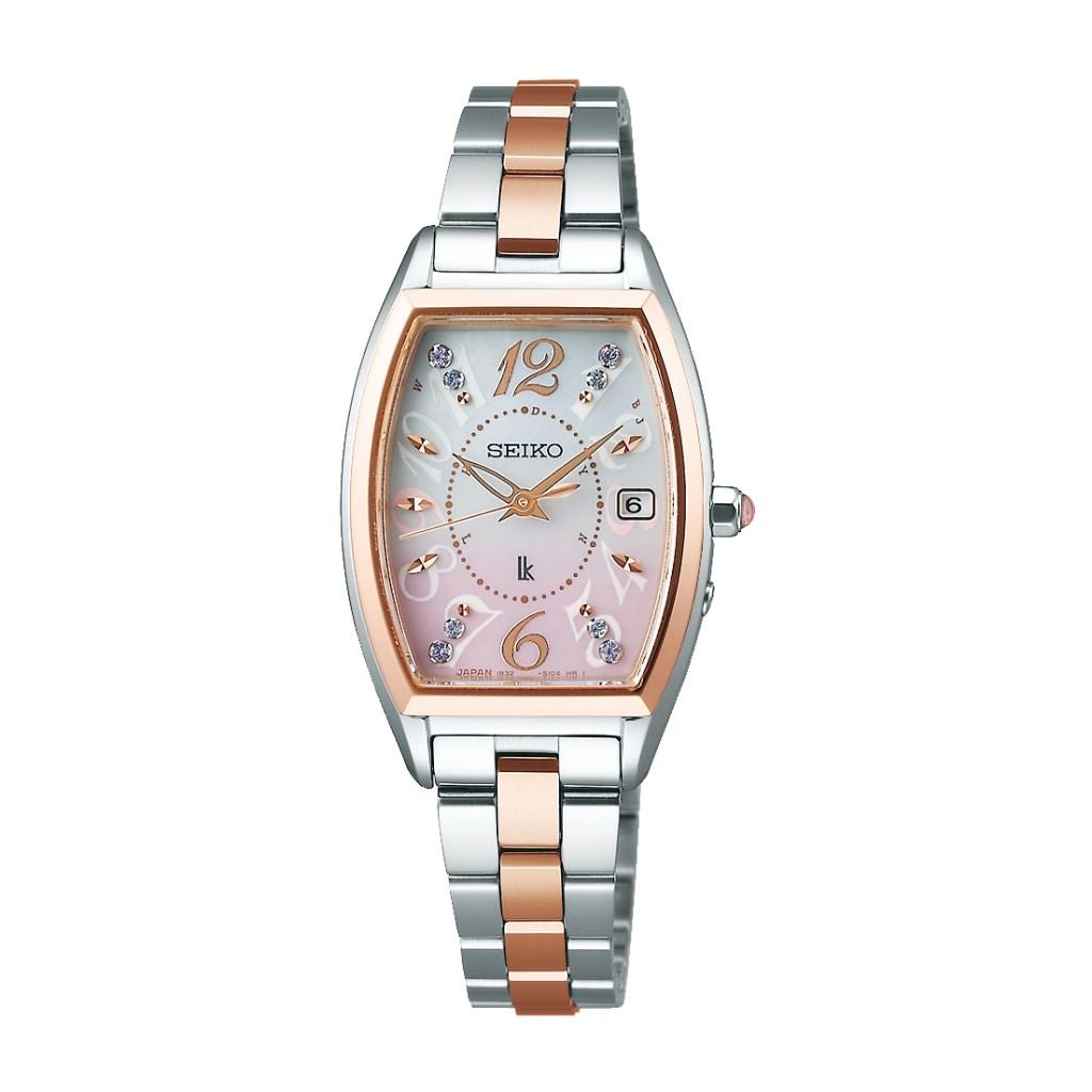 【34時間限定ポイント5倍 & 最大3万円OFFクーポン配布中】セイコー SEIKO 腕時計 レディース ルキア SSVW124 LUKIA