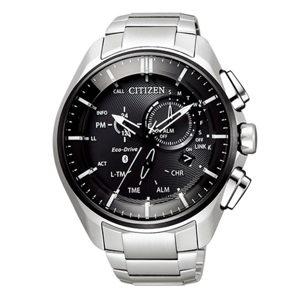 【34時間限定ポイント5倍 & 最大3万円OFFクーポン配布中】シチズン CITIZEN 腕時計 メンズ エコ・ドライブ Bluetooth BZ1041-57E