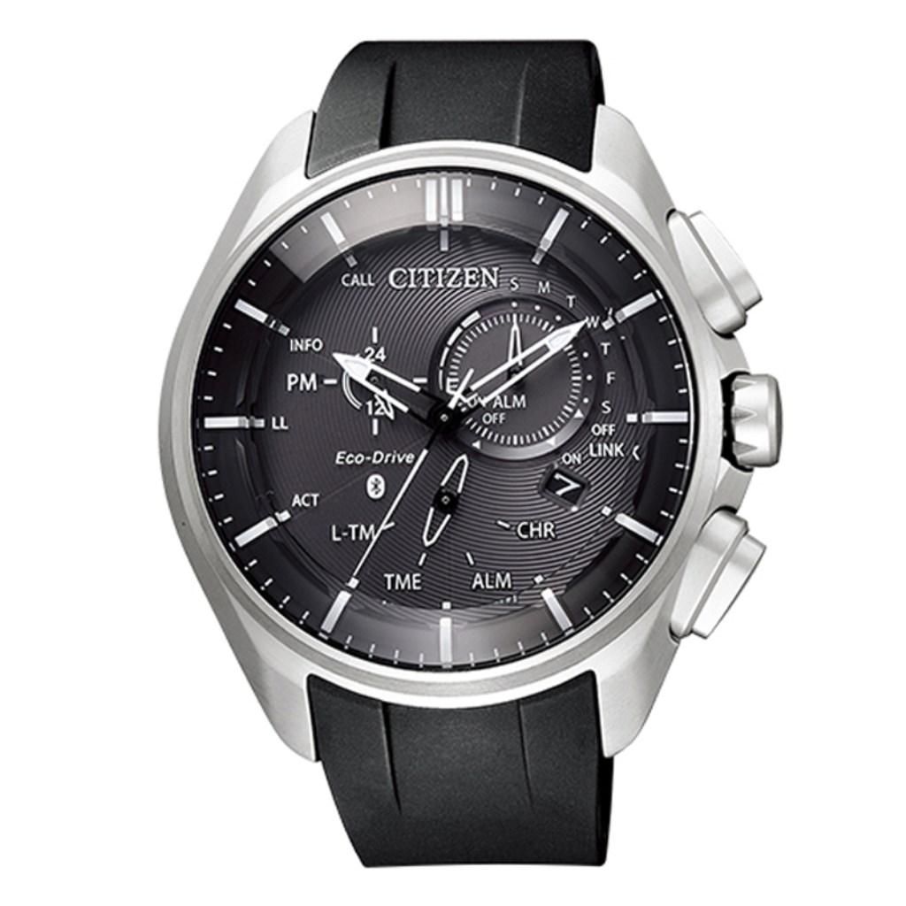 【34時間限定ポイント5倍 & 最大3万円OFFクーポン配布中】シチズン CITIZEN 腕時計 メンズ エコ・ドライブ Bluetooth BZ1040-09E